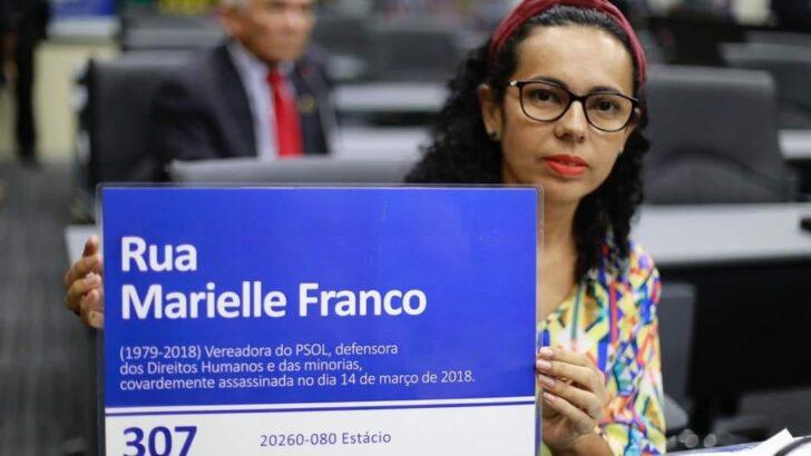 Vereadora divaneide basílio vai representar 'agenda marielle franco' em natal