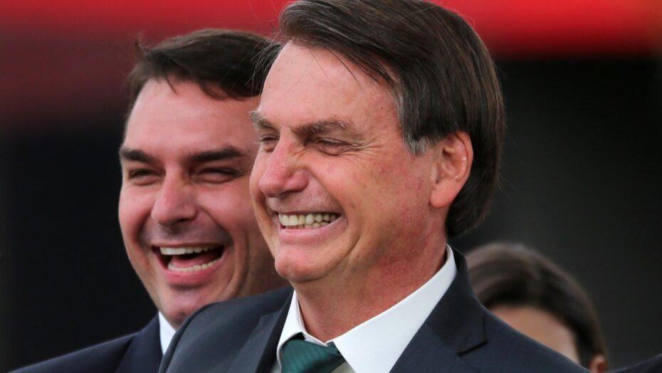 Lava jato sobre caso flávio bolsonaro: 'o pai vai deixar?'