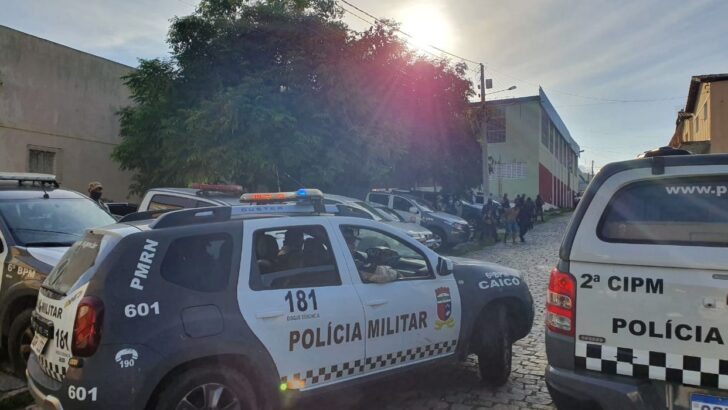 Operação combate atuação de facção criminosa em seis cidades do rn