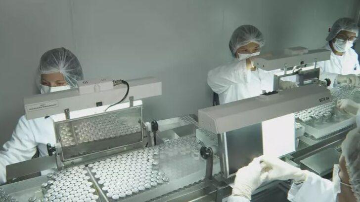 Com maior produção local, ministério da saúde espera 30 milhões de doses de vacina em março