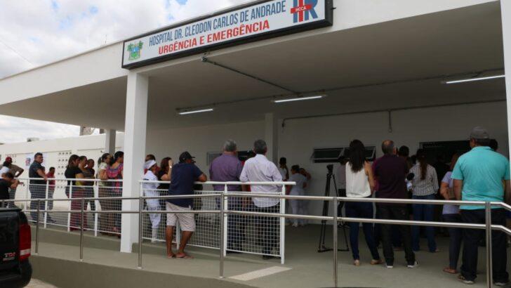 Hospital regional de pau dos ferros recebe 3 pacientes transferidos da grande natal