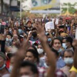 Onu: forças de myanmar matam quase 40 pessoas em repressão a protestos