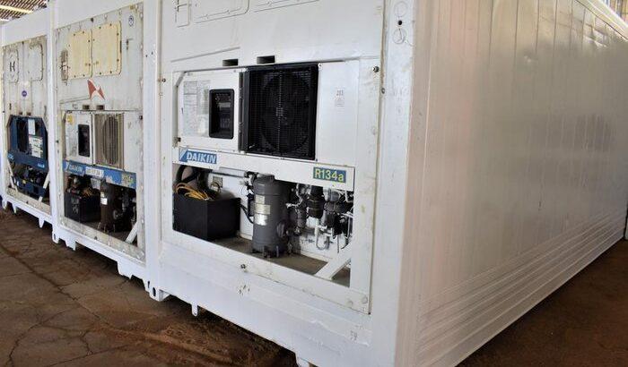 Com avanço da pandemia, governo do rs avalia alugar contêineres refrigerados para armazenar corpos