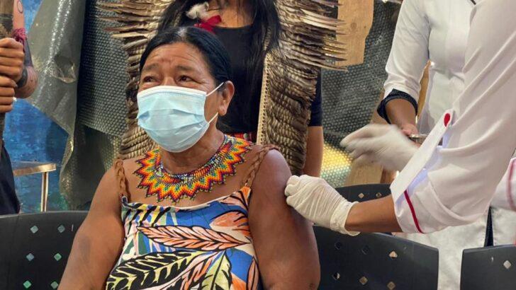 Mpf cobra imunização de povos indígenas em natal após município devolver doses