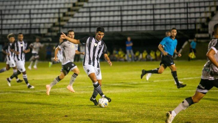 Copa do nordeste: abc empata com atual campeão ceará na estreia