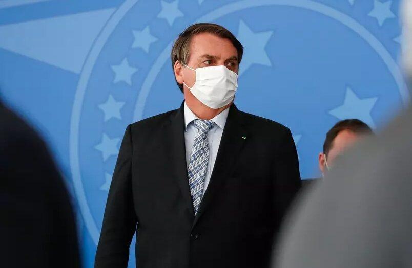 Bolsonaro convida fux, pacheco e lira para discutir plano de combate à covid-19
