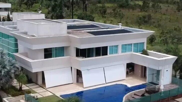 Conheça a mansão comprada por flávio bolsonaro que provocou polêmica