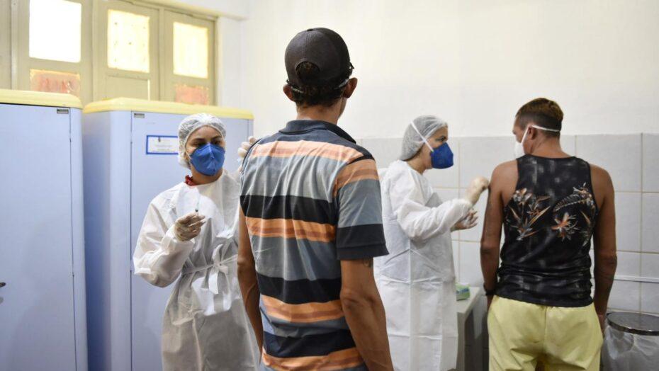 Rn é o primeiro estado do brasil a vacinar toda a população de rua