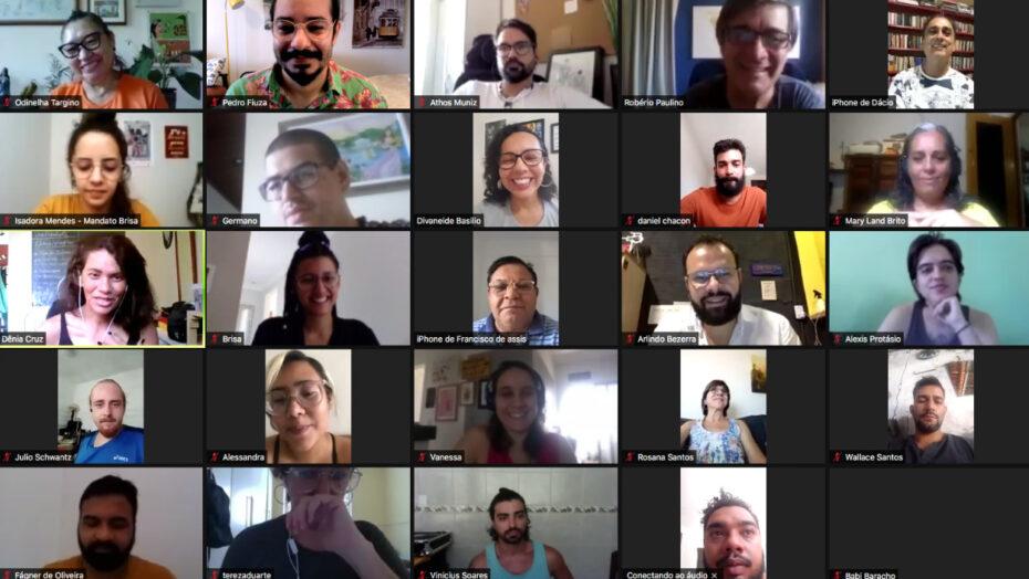 Profissionais do audiovisual de natal solicitam continuidade de políticas públicas para o setor