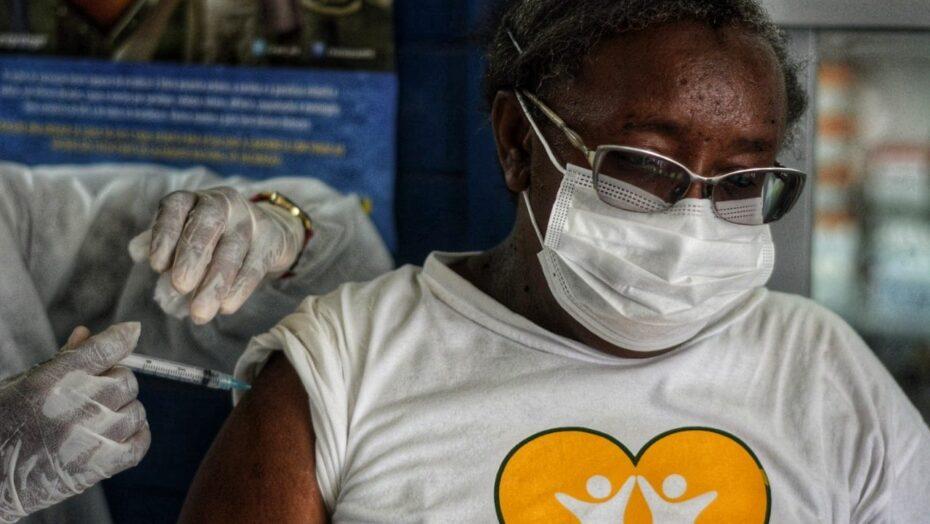 Comunidade quilombola de capoeiras será a primeira com 100% dos adultos vacinados contra a covid-19 em macaíba