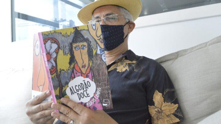 Escritor lança livros interativos no rn