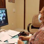 Fátima defende pacto nacional pela vida em reunião de governadores