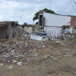 Explosão em mãe luíza: famílias ainda não receberam aluguel social