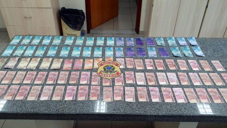 Em duas operações, pf recupera tablet furtado da ufrn e apreende dinheiro falso em natal; um homem foi preso