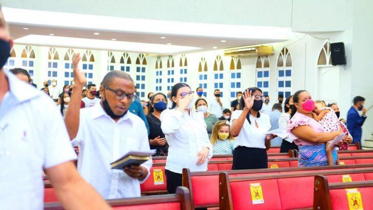 Assembleia de deus suspende cultos presenciais em natal até 20 de março
