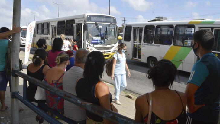 Sttu lança estratégia, mas ônibus continuam lotados e passageiros seguem insatisfeitos