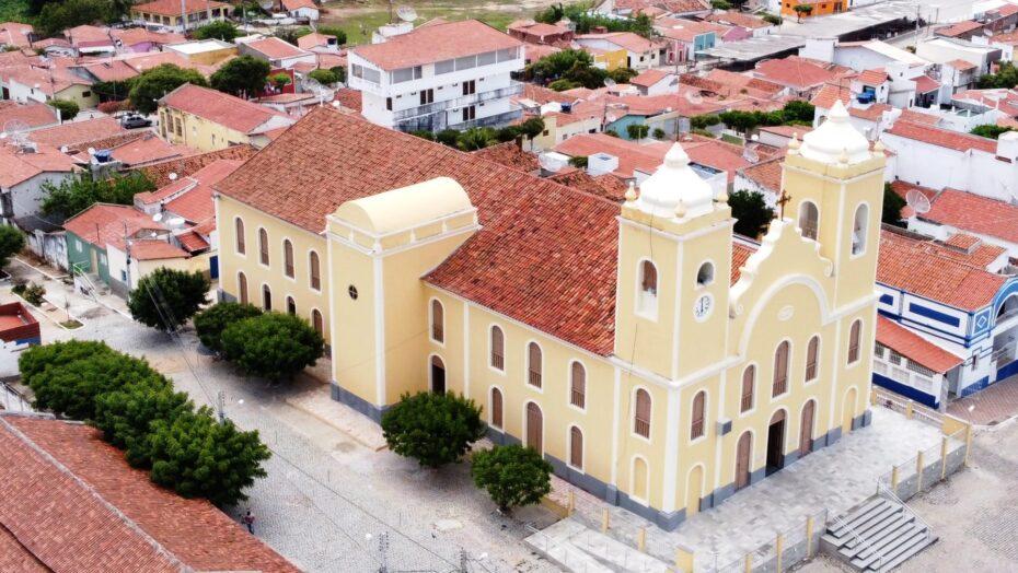 Igreja de acari recebe título de basílica menor