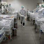 Epidemiologistas alertam que brasil pode viver cenário de guerra em duas semanas