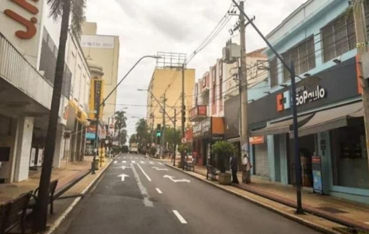 """""""cidade do lockdown"""": araraquara tem queda de 80% de mortes por covid"""
