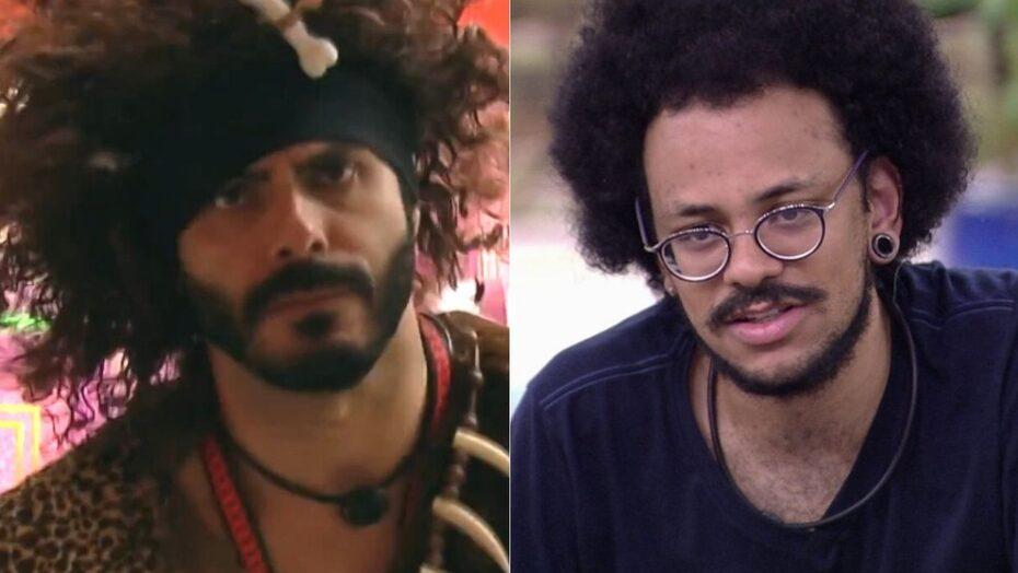 Rodolffo, do bbb 21, é apontado como racista por comentário sobre cabelo de joão; cantora ludmilla comenta