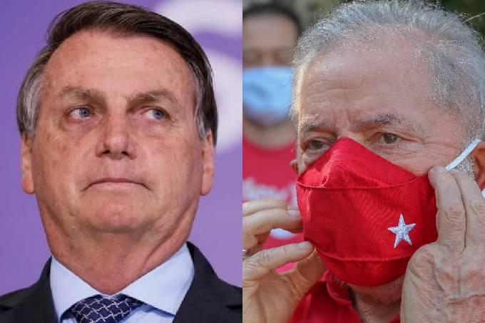 Lula ultrapassa bolsonaro na corrida para 2022, mostra xp-ipespe