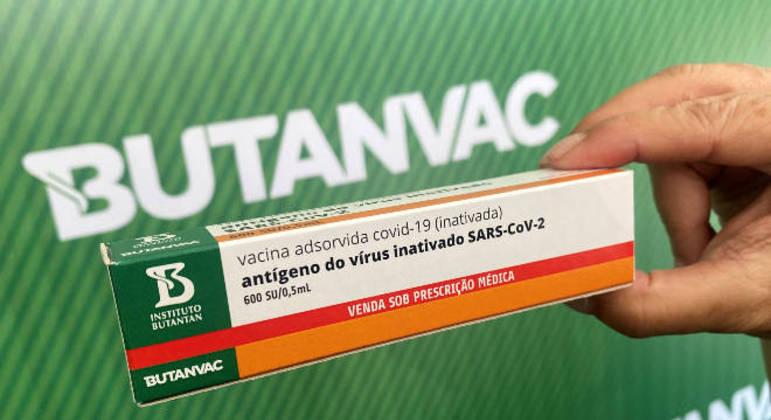 Butanvac: butantan envia à anvisa pedido para testes em humanos; estimativa é 40 milhões de doses até julho