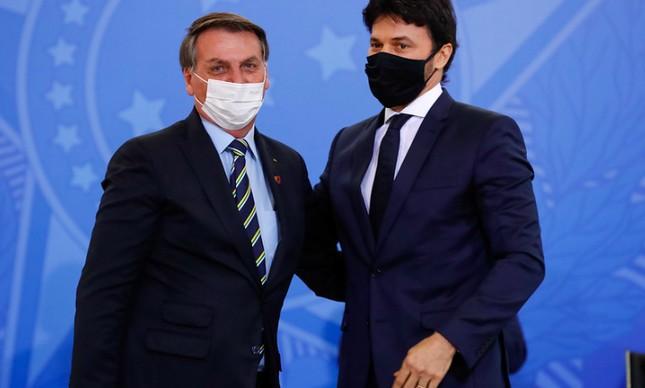 Ministro fabio faria é cotado para vice de bolsonaro em 2022