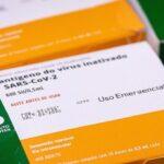 Butantan inicia produção de mais 5 milhões de doses da coronavac