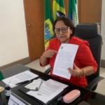 Em carta a biden, fátima e outros 23 governadores defendem agenda climática e parcerias com os eua