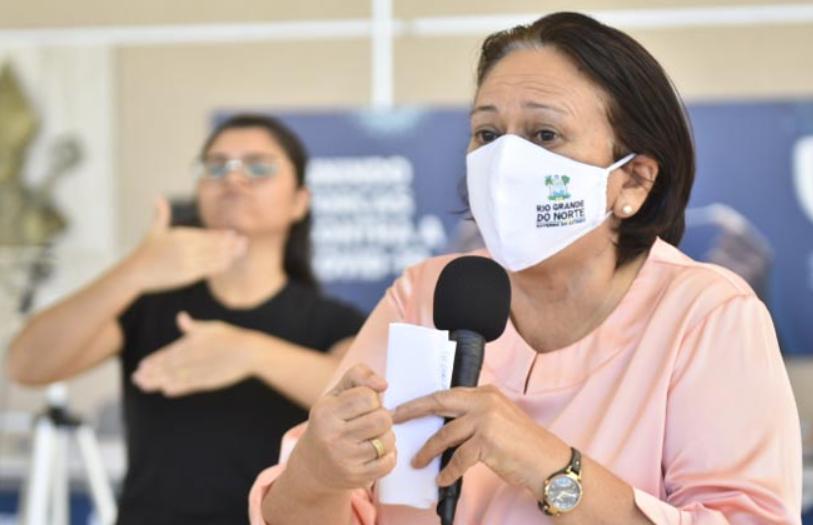 Fátima bezerra anuncia renovação do contrato do banco mundial com o governo cidadão