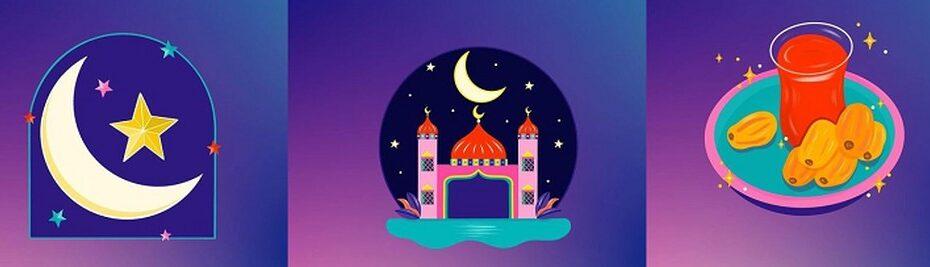 """Uso de """"figurinhas"""" do instagram sobre o ramadã gera polêmica; saiba o que é o mês sagrado do islã"""
