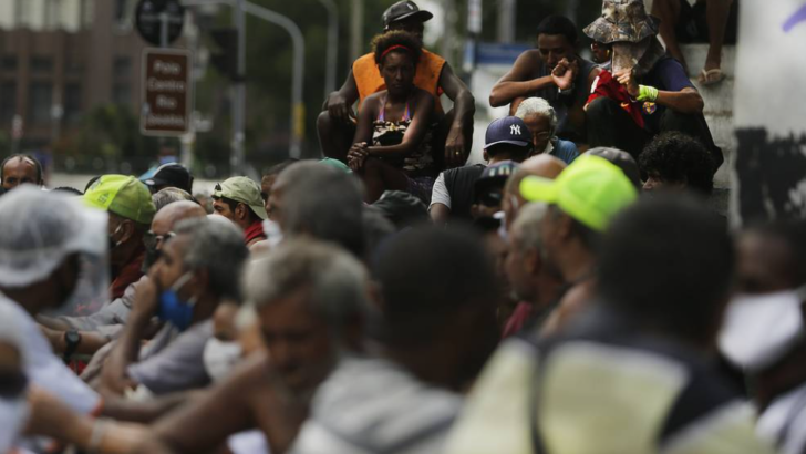 Rotina de dor e desesperança: um em cada 7 brasileiros tem fome