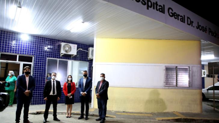 Hospitais estaduais recebem visita da comissão de saúde da câmara de natal
