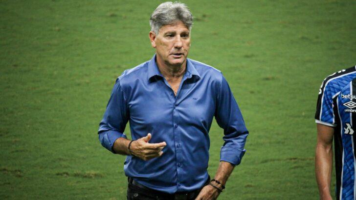 Técnico por mais tempo no comando de um time da elite do brasil, renato portaluppi pede demissão e não é mais o treinador do grêmio