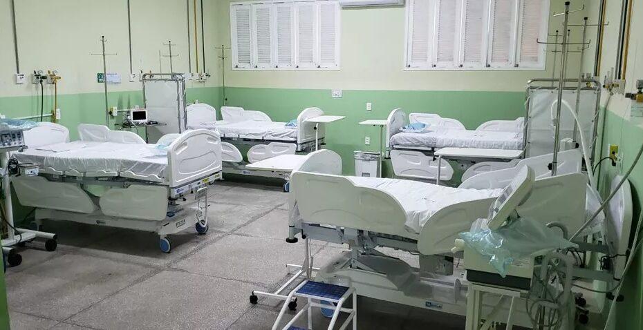 Hospital joão machado é principal referência estadual para pacientes com covid