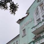 Parte do teto da maternidade escola januário cicco despenca, mas não deixa feridos