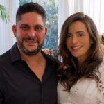 Jorge se casa com 'melhor amiga' da ex e ela desabafa : 'chocada!'