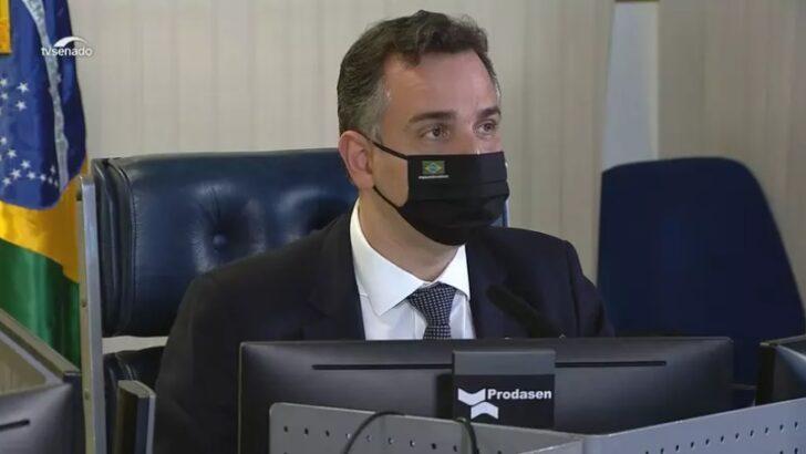 Senado abre sessão para instalar cpi da pandemia que pretende investigar governo bolsonaro