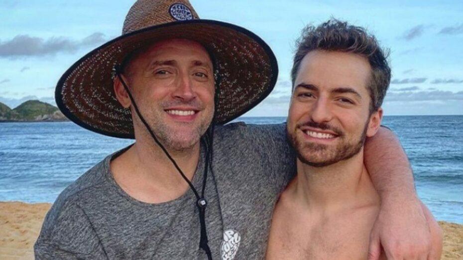 Marido de paulo gustavo desabafa após piora do ator: 'vivendo dias difíceis'