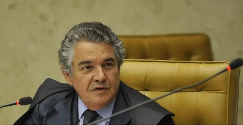 Marco aurélio arquiva queixa-crime contra bolsonaro por atuação na pandemia