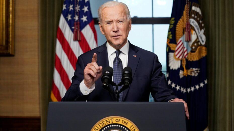 'hora de encerrar a mais longa guerra dos eua', diz biden ao anunciar início da retirada de militares no afeganistão