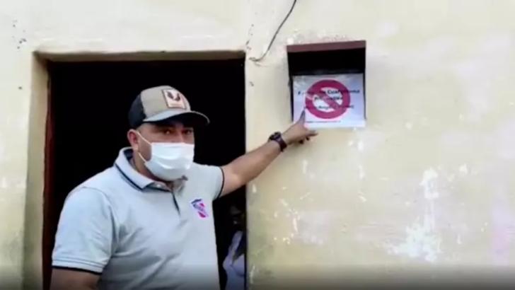Prefeitos da venezuela mandam marcar casas de pacientes com covid-19