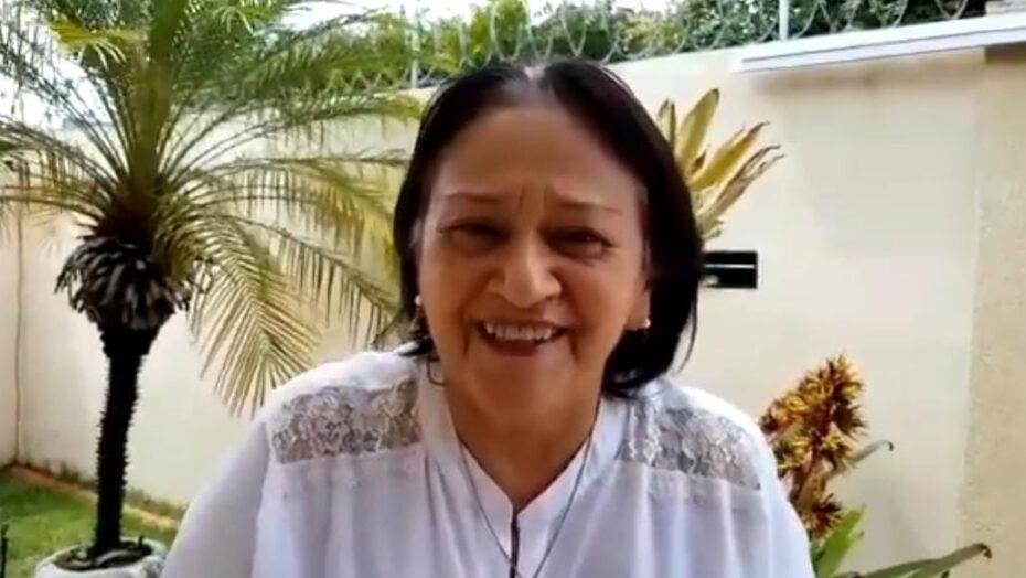 """Em mensagem de páscoa, governadora faz apelo aos potiguares: """"fiquem em casa"""""""