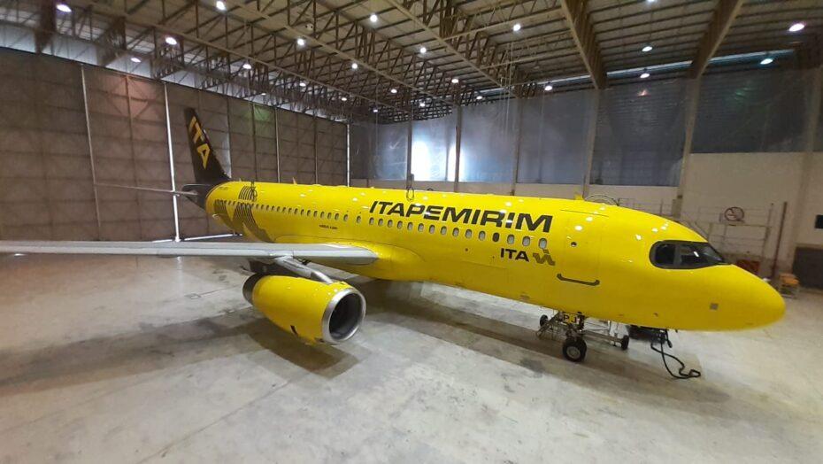 Itapemirim recebe autorização para realizar voos de certificação
