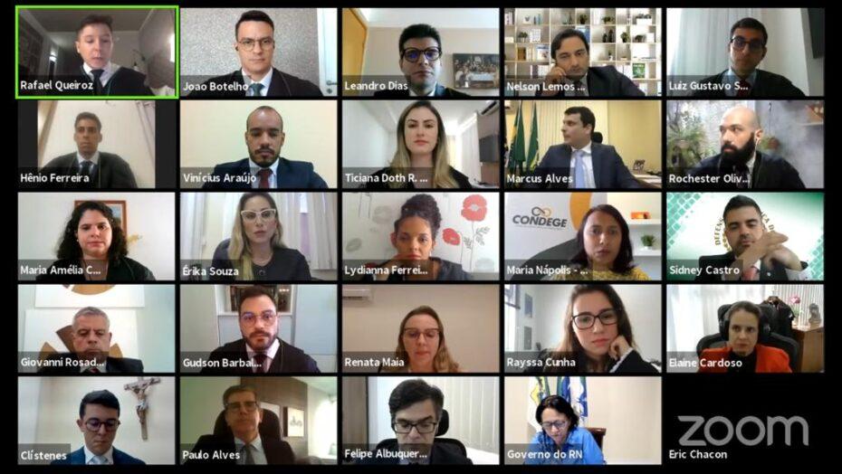Com posse de 13 novos defensores públicos, dpe quer ampliar atuação no rn e atingir locais com maior urgência social