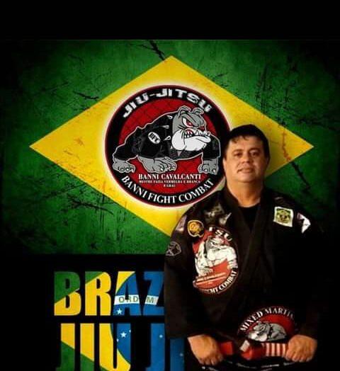 Fundador da confederação brasileira de jiu-jitsu morre por covid-19 no rn