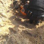 Motocicleta de sargento da polícia militar baleado durante assalto é encontrada na zona leste de natal