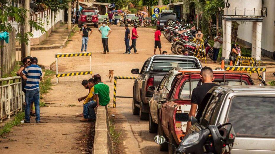 Bolívia e chile fecham fronteiras com o brasil para conter avanço da covid-19