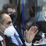 Cpi da covid: executivo da pfizer contradiz wajngarten e confirma reunião de diretora jurídica com carlos bolsonaro