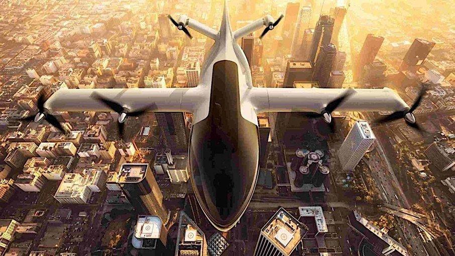 Toyota vai desenvolver carros voadores elétricos e prevê entrega no ano que vem